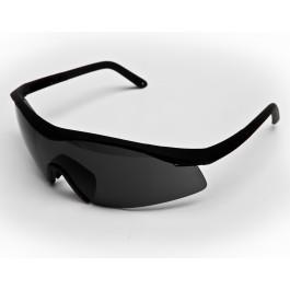 Occhiale completo lente scura TTD NO FOG