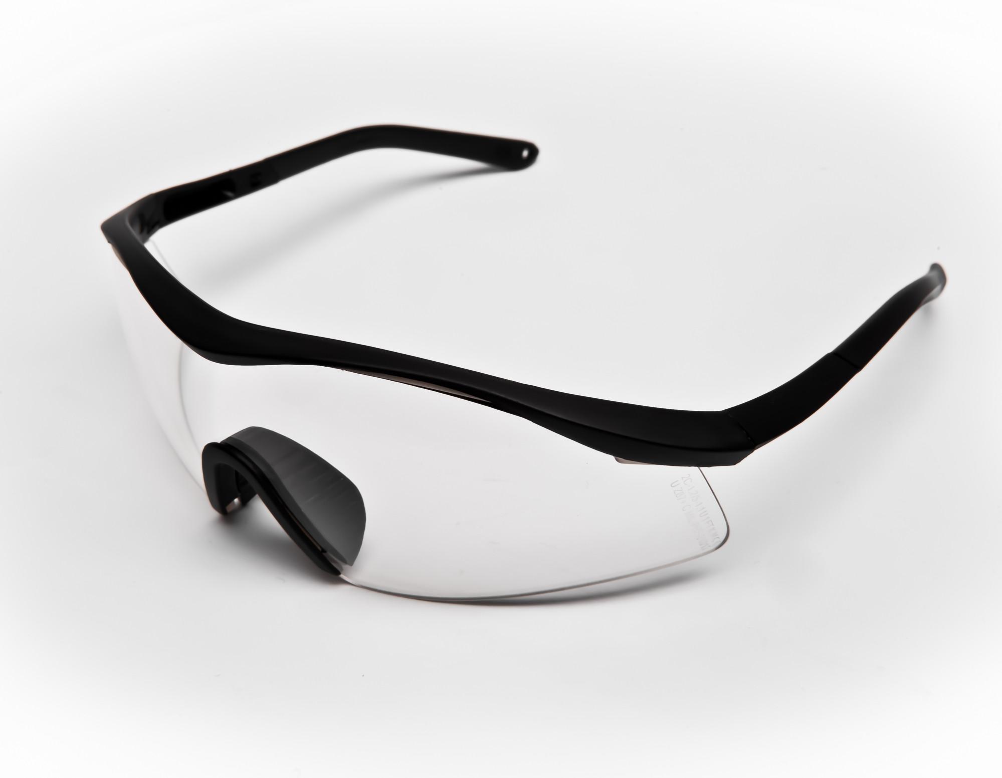 Occhiale completo lente chiara TTD NO FOG
