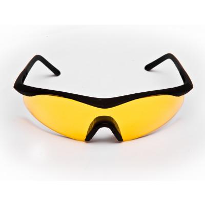 Occhiale completo lente gialla TTD NO FOG