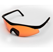 TTD – BALLISTIC-GLASSES- (ORANGE  LENSES)