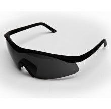 TTD – BALLISTIC-GLASSES- (BLACK  LENSES)
